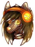 Halloween headshot 13 by Green-Nightingale