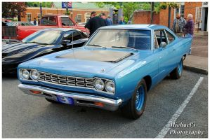 A Plymouth Road Runner by TheMan268