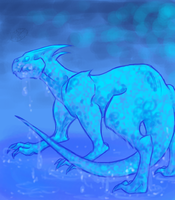 Rainbeast by RoomsInTheWalls