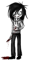 Jeff the Killer by xXBlackShadeXx