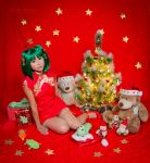 Merry Christmas::::::Ranka Lee by Witchiko