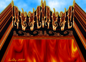 Hell's Entry by barbieq25