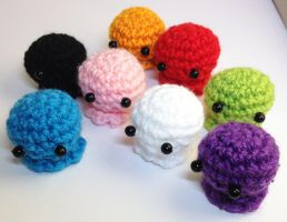Giveaway - Mini Squishles by BirdyBunnyCreations
