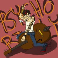Psychobilly Freakout by EvilCreampuff