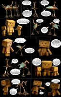 Tuber Toons 3 ~ Where Tubers Meet Danbo by HalTenny