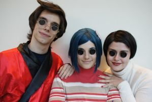 A Very Strange Familly by Admantius