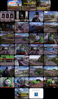 Thomas and Friends Episode 17 Tele-Snaps by VGRetro