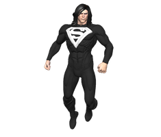 Reign of Superman by corporacion08