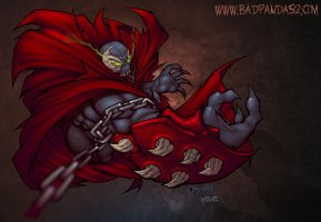 SPAWN by redeve