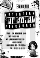 Birthday Party by GHC