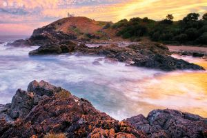 Port Macquarie New South Wales Lighthouse by Furiousxr