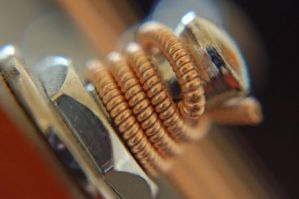 my guitar's tuning peg by viratvito003