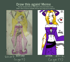 Before and After Meme by FlargahBlargh