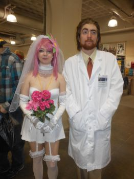 Anime Boston 2014: Krieger and Anime Wife by JackEmerald