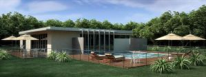 Pool House by zodevdesign