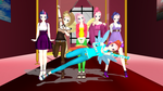 MMD My Little Pony by 2234083174