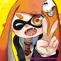 2 Days SPLATOON by Viku-Asakura