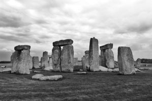 Stonehenge - April 2014 by PhilsPictures