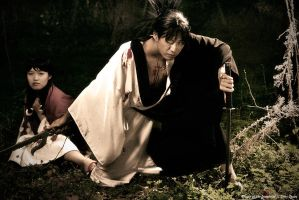 Blade of the immortal - Manji5 by ImMuze