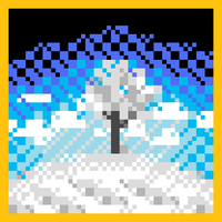 Top Of The World Pixel by Drown-In-Empathy