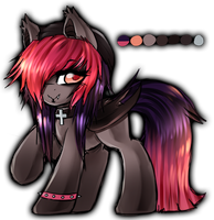 BatPone Adopt Auction (CLOSED) by miss-mixi