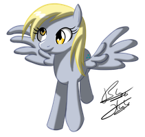 MLP: Derpy Hooves by Otakon7