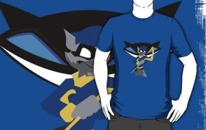 Sly Cooper T-Shirt by drg