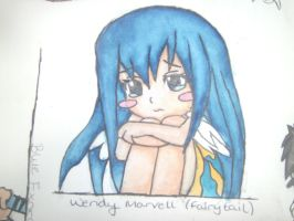 Wendy Marvell by xBeyondTheGalaxies
