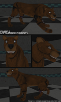 FNAF2 Freddy - Feral Heart Preset by xPaper-Gangsta