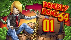 lookslikelink- Donkey Kong 64 Thumbail by blue-hugo