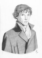 Sherlock by AdamTupper