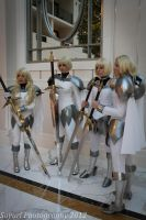 Double the Claymore by sayuri13