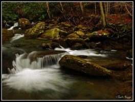 Little Stoney Cascade 2 by MariusStormcrow