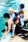 Free! Iwatobi swim club by JhonkunAGM
