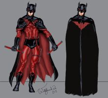 Devilbat - Original Amalgam by Walfiend2