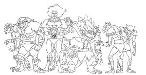 thundercats 2 by AlanSchell