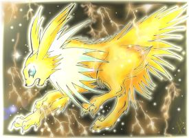 + + +  Jolteon  + + + by TCS1992