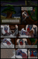 Scar's Reign: Chapter 1: Page 1 by albinoraven666fanart