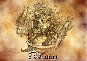 Cancer by Celtikipooh