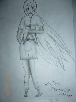 drawing 1 (the beggining) by 16miguel