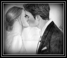 Bella and Edward Cullen by Allie06