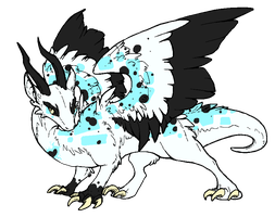 1 POINT AUCTION! (closed) by Sanity-Adopts