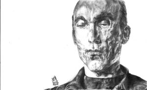 Jackie Earle Haley as Ronnie by DerVollmondwaechter
