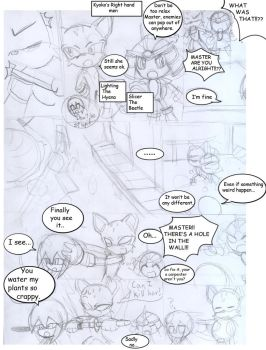 devilkins page 2 preview comic by Mizukiblade