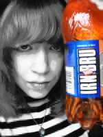 IRN BRU Poster Child XD by ICannotDrawToSaveMe