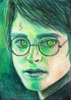 Harry Potter ACEO by acjub