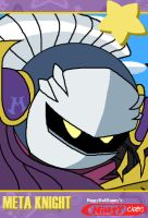 Ninty Card - Meta Knight by HoppyBadBunny