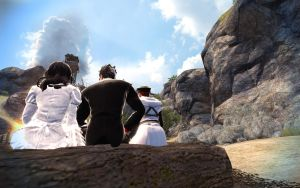Vindictus Family Vacation #2 by RoninMoose