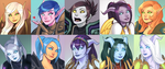icons by justduet