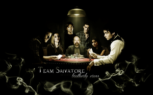 Supernatural and The Vampire Diaries [Wallpaper] by Direct-Memory-Access